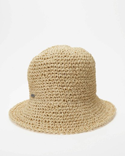 1 Sight Seeing Bucket Hat White ABJHA00108 Billabong