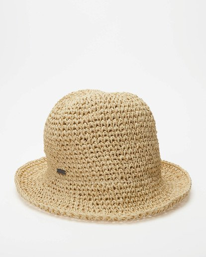 2 Sight Seeing Bucket Hat White ABJHA00108 Billabong