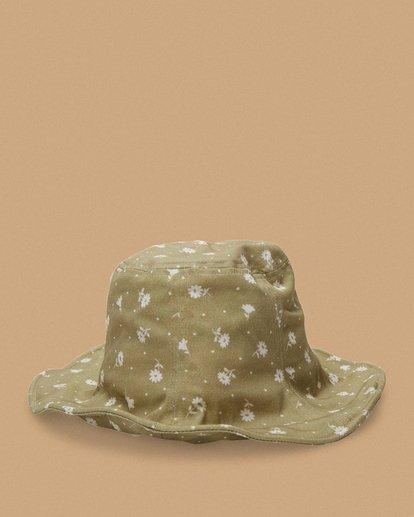 2 Salty Blonde So Wired Bucket Hat Beige ABJHA00110 Billabong
