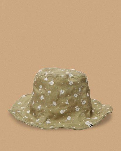 1 Salty Blonde So Wired Bucket Hat Beige ABJHA00110 Billabong