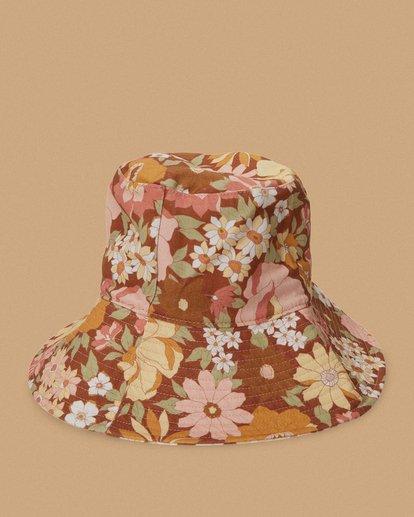 1 Salty Blonde Far Out Bucket Hat  ABJHA00111 Billabong