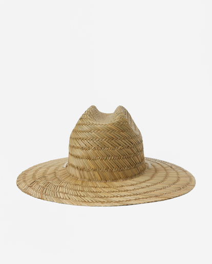 4 New Comer Straw Hat White ABJHA00114 Billabong