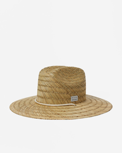 2 New Comer Straw Hat White ABJHA00114 Billabong