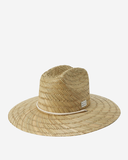 1 New Comer Straw Hat White ABJHA00114 Billabong