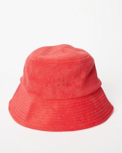 2 Summer Crush Bucket Hat Orange ABJHA00118 Billabong