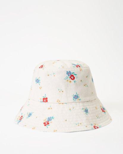 4 Wrangler Sitting Pretty Hat White ABJHA00132 Billabong