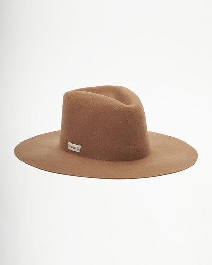 3 Wrangler Rancher Hat Green ABJHA00135 Billabong