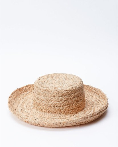 4 Bonita Straw Hat White ABJHA00137 Billabong