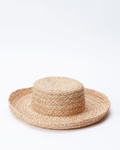 2 Bonita Straw Hat White ABJHA00137 Billabong