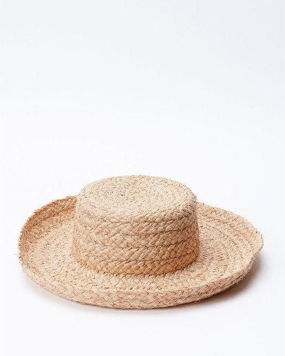 3 Bonita Straw Hat White ABJHA00137 Billabong