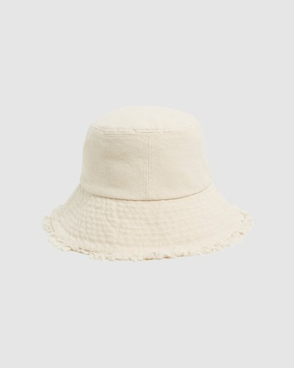 2 Tomorrow Hat White ABJHA00139 Billabong
