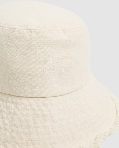 3 Tomorrow Hat White ABJHA00139 Billabong