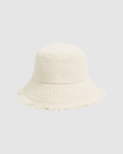 1 Tomorrow Hat White ABJHA00139 Billabong