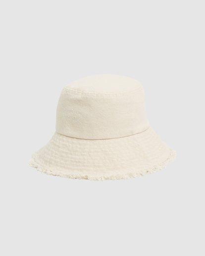 0 Tomorrow Hat White ABJHA00139 Billabong