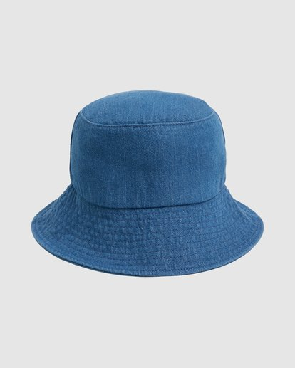 3 Be You Denim Hat - Steph Claire Smith Blue ABJHA00140 Billabong