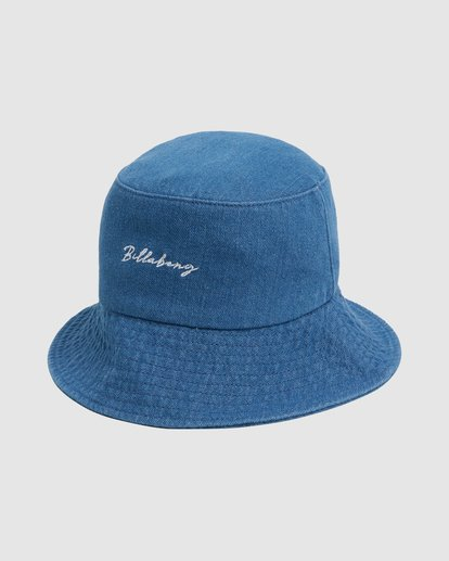 1 Be You Denim Hat - Steph Claire Smith Blue ABJHA00140 Billabong