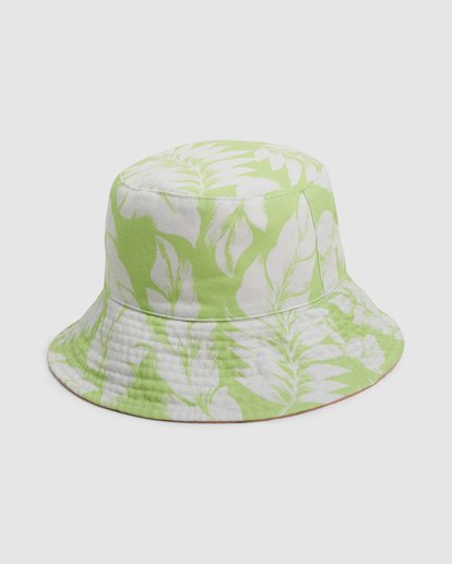 3 Sundrenched Reversible Bucket Hat Orange ABJHA00151 Billabong