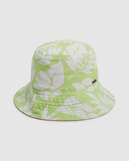 2 Sundrenched Reversible Bucket Hat Orange ABJHA00151 Billabong