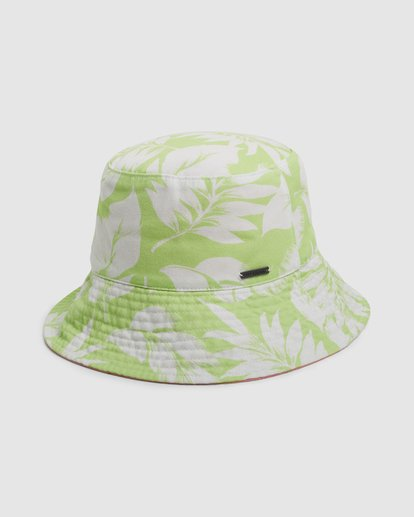 1 Sundrenched Reversible Bucket Hat Orange ABJHA00151 Billabong