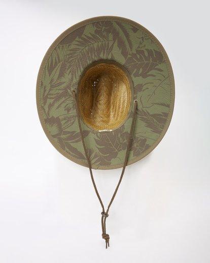 3 Tipton Straw Hat Green ABJHA00152 Billabong