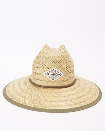 1 Tipton Straw Hat Green ABJHA00152 Billabong
