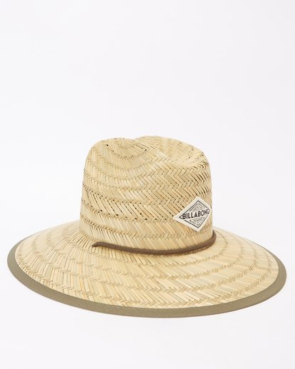 2 Tipton Straw Hat Green ABJHA00152 Billabong