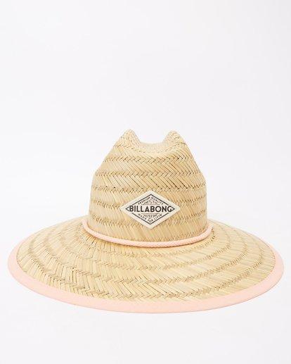 2 Tipton Straw Hat Grey ABJHA00152 Billabong