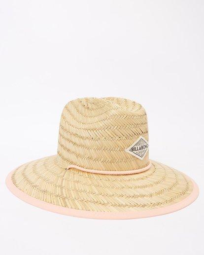 3 Tipton Straw Hat Grey ABJHA00152 Billabong