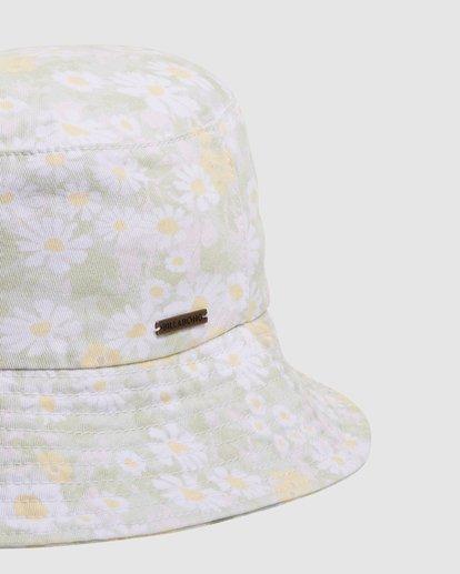 4 Melody Bucket Hat Green ABJHA00159 Billabong