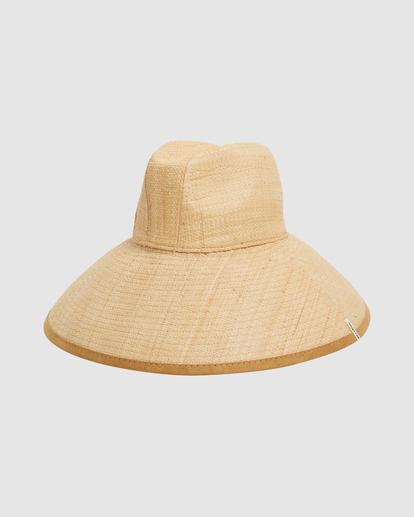 1 Throwin Shade Straw Hat White ABJHA00162 Billabong