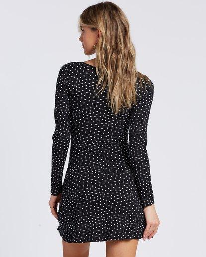 2 Love The Most Dress Black ABJKD00106 Billabong