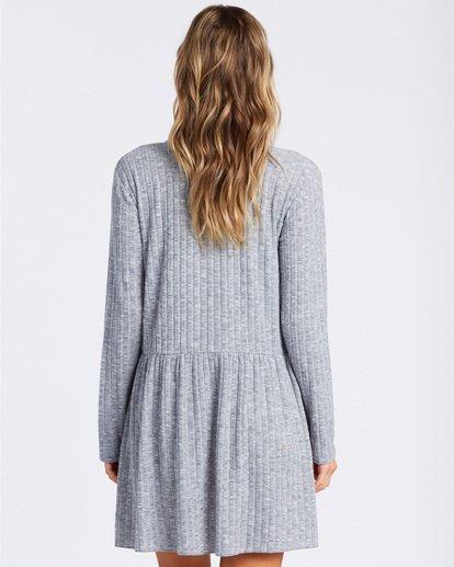 2 Always Lounging Dress Grey ABJKD00109 Billabong