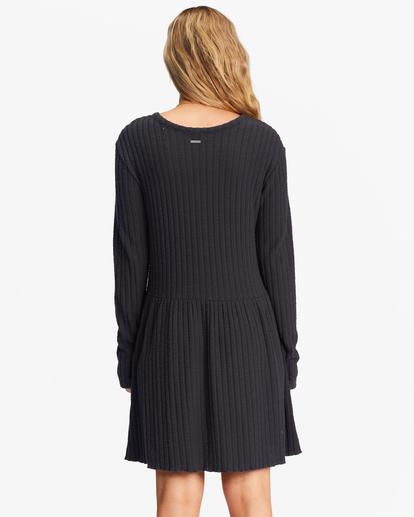 2 Always Lounging Dress Black ABJKD00109 Billabong