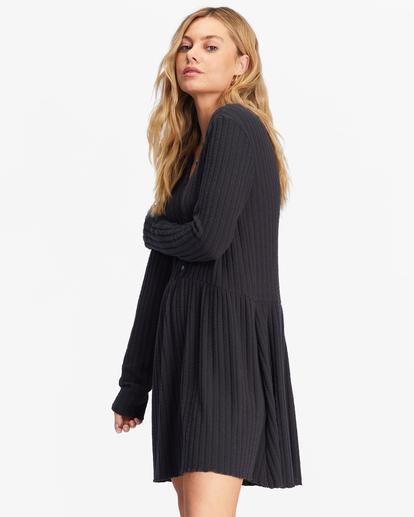 1 Always Lounging Dress Black ABJKD00109 Billabong