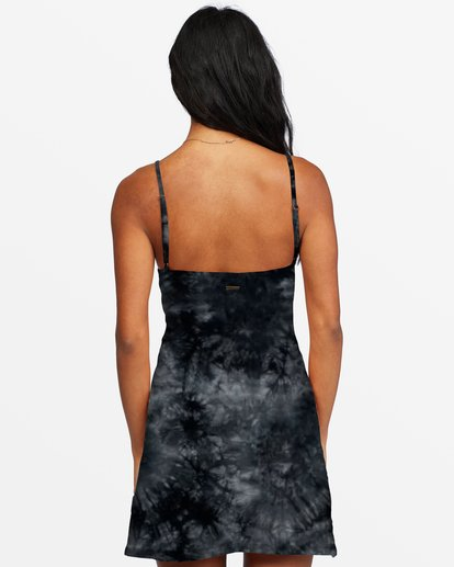 2 Easy On Me Knit Dress Black ABJKD00137 Billabong
