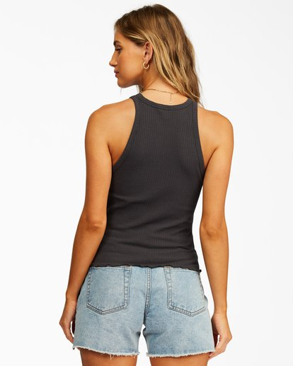 2 Tomboy Tank Top Black ABJKT00170 Billabong