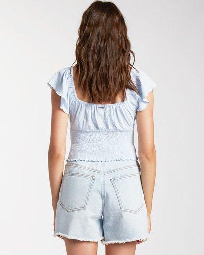 3 Secret Spot Knit Shirt White ABJKT00196 Billabong