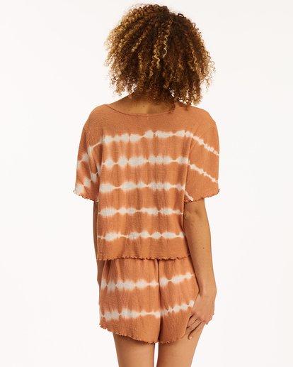 2 Breeze By Top Knit Top Brown ABJKT00204 Billabong
