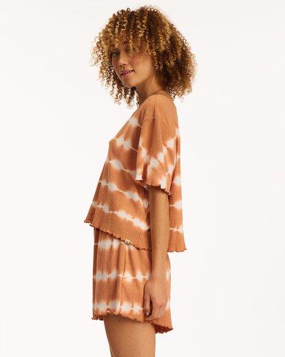 1 Breeze By Top Knit Top Brown ABJKT00204 Billabong