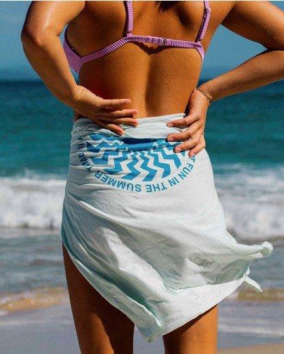 0 Surfadelic Long Sleeve T-Shirt Blue ABJKT00221 Billabong