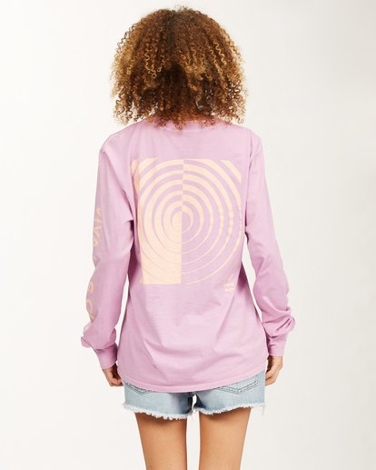 2 Surfadelic Long Sleeve T-Shirt Multicolor ABJKT00221 Billabong