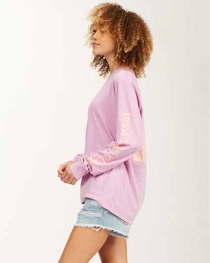 1 Surfadelic Long Sleeve T-Shirt Multicolor ABJKT00221 Billabong
