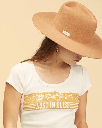 4 Wrangler Hey Honey T-Shirt White ABJKT00239 Billabong
