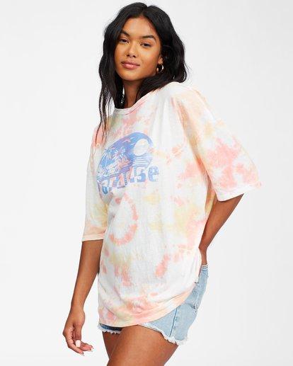 1 Sun And Sea T-Shirt Grey ABJKT00247 Billabong