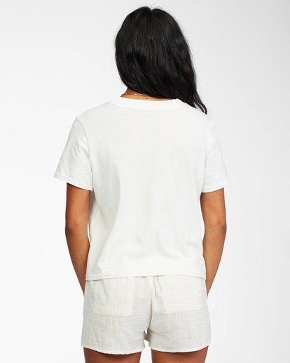 2 Eco Rockers T-shirt White ABJKT00262 Billabong