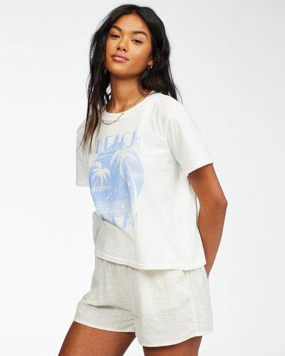 1 Eco Rockers T-shirt White ABJKT00262 Billabong