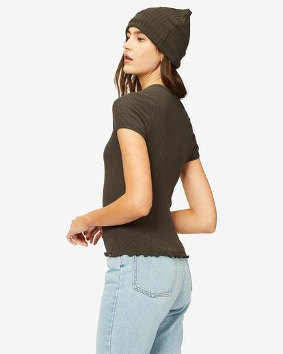 2 Baby Me T-Shirt Black ABJKT00267 Billabong