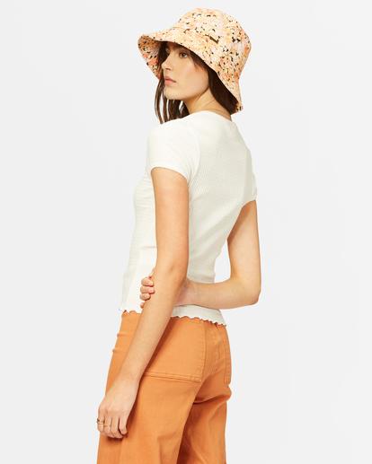 2 Baby Me T-Shirt White ABJKT00267 Billabong