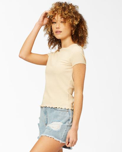 1 Baby Me T-Shirt Beige ABJKT00267 Billabong
