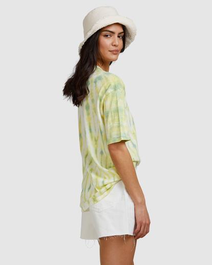 2 Tie-Dye Tee T-Shirt Green ABJKT00336 Billabong